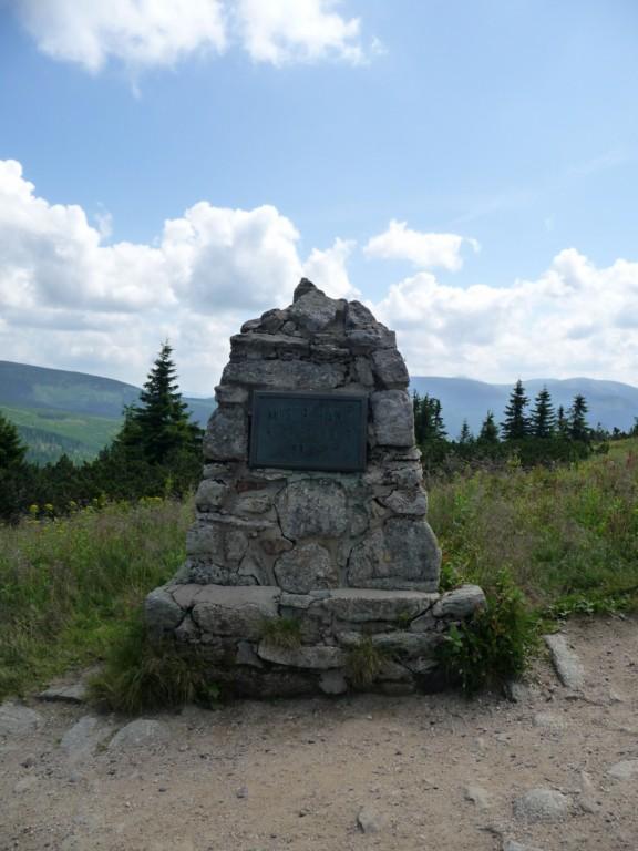 Hančův pomník