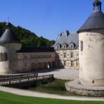 Château de Bussy Rabutin - foto: peuplier