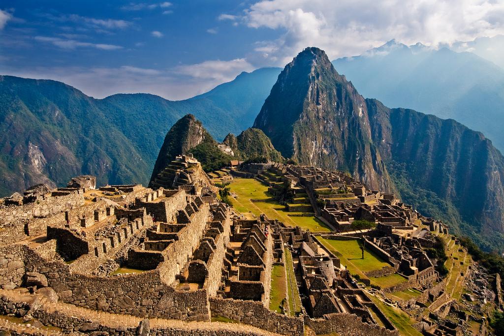 Machu Picchu, Peru - foto: Pedro Szekely