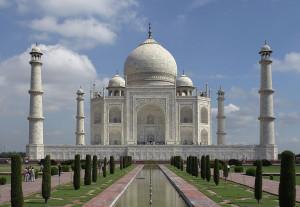 Tádž Mahal - foto: Yann