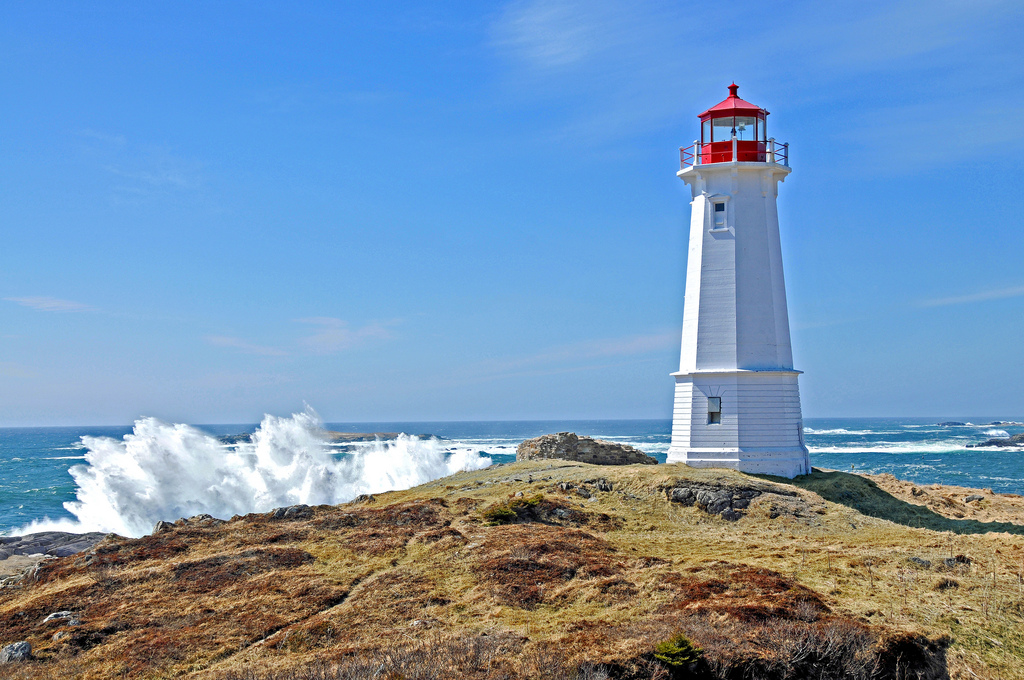 Louisbourg, Kanada - foto: Dennis Jarvis