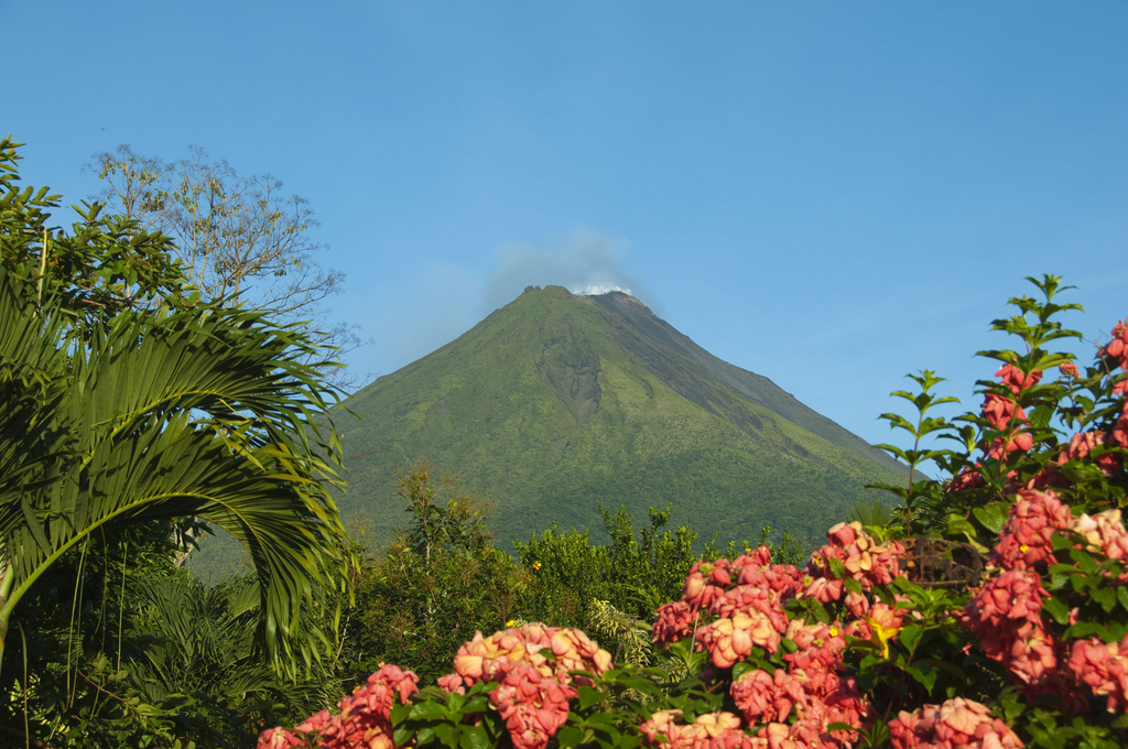 Arenal, Kostarika - foto:  Justin Jensen
