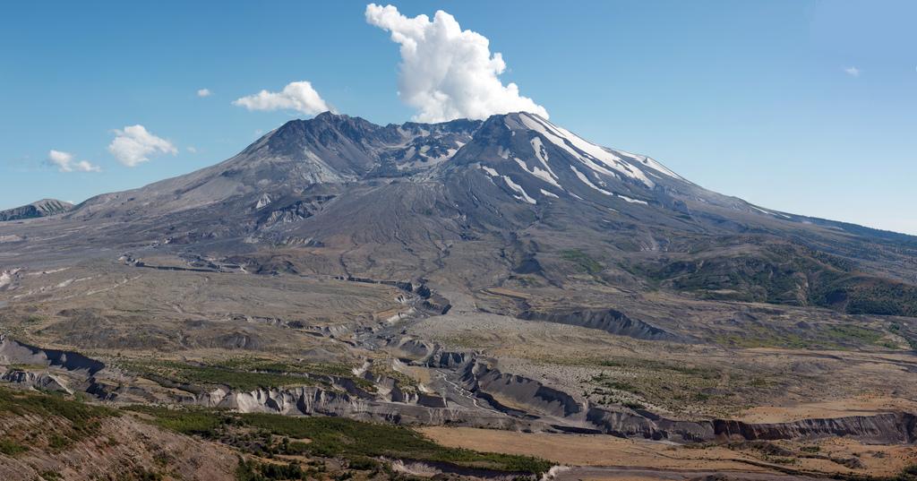 Mount St. Helens - foto:  Ewen Roberts