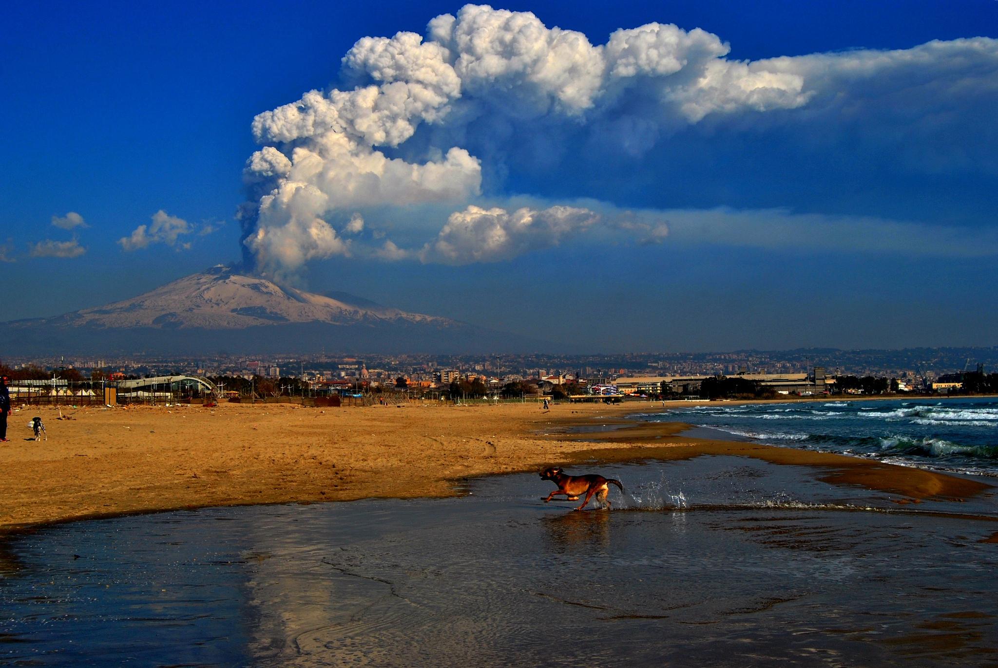 Etna - foto:  andrea (flickr)