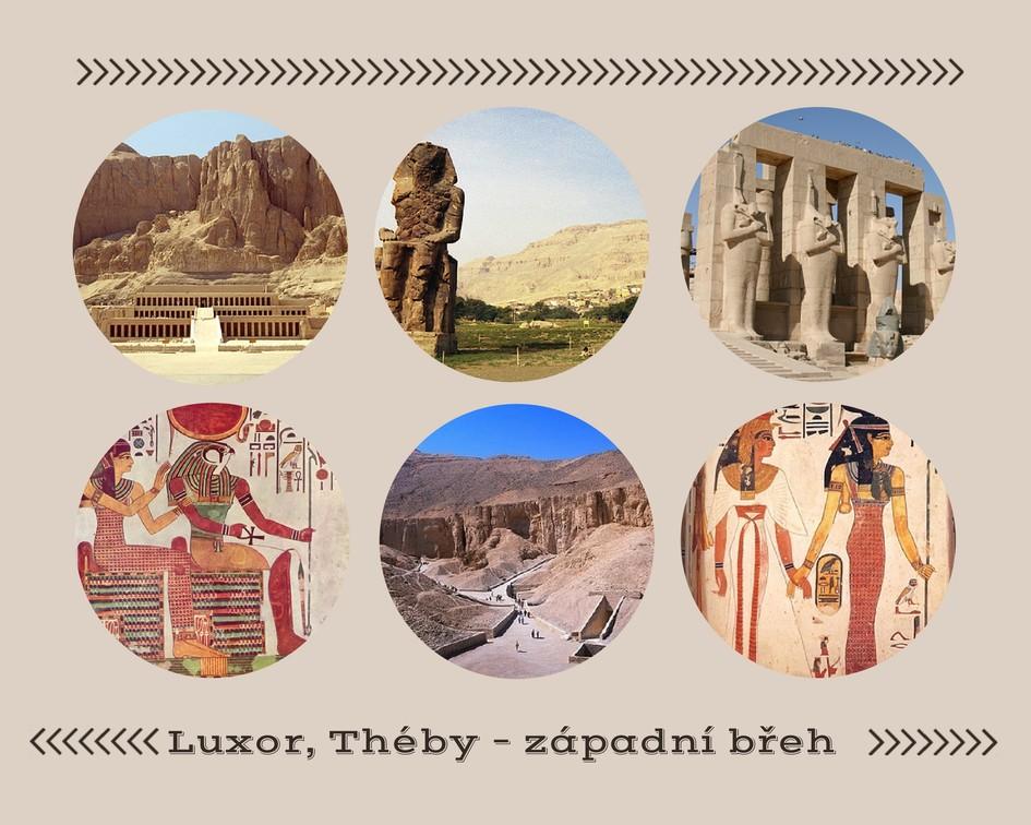 Luxor, Théby – západní břeh