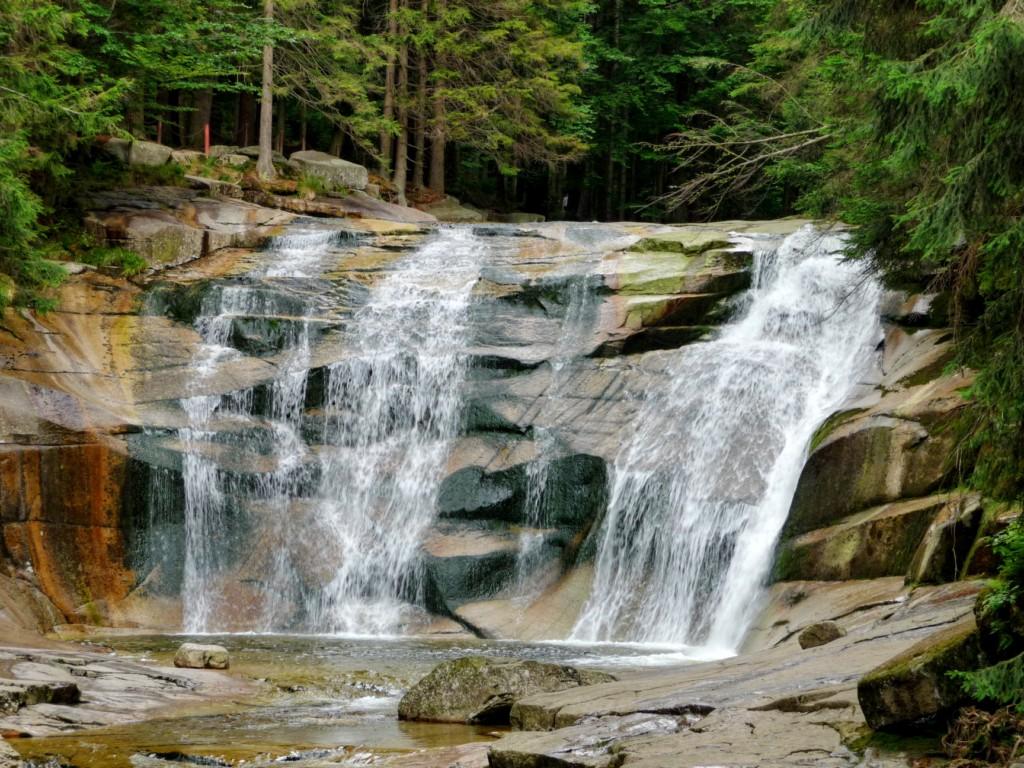 Mumlavský vodopád (2)
