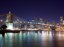 Brooklyn Bridge - foto: Jiuguang Wang