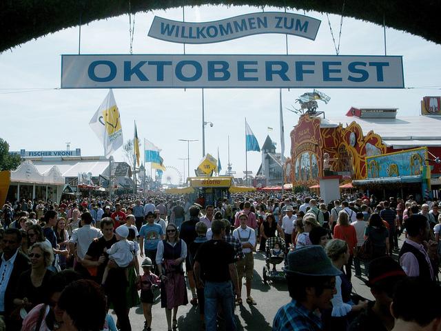 Oktoberfest - foto:  Jon Åslund
