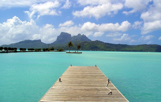 Bora Bora - Autor: Thomas Wasserberg ( flickr CC )