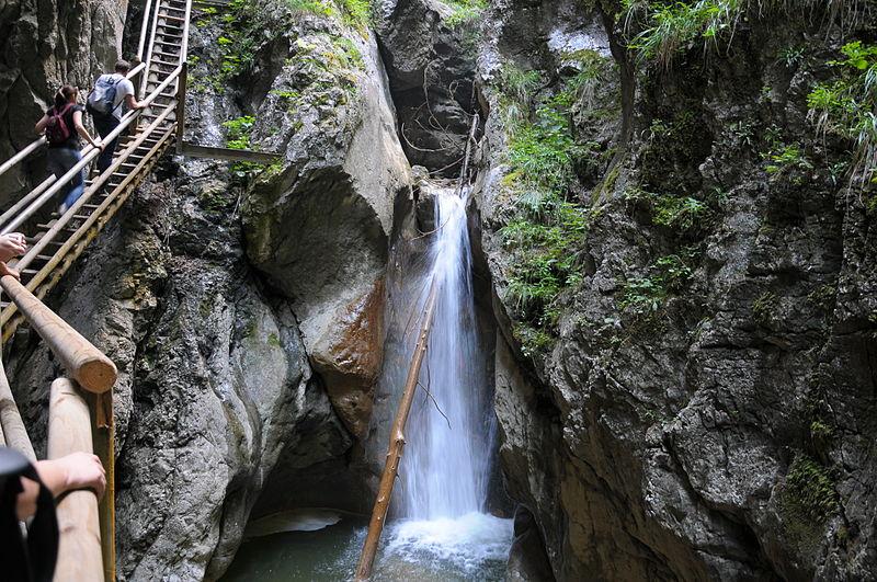 Bärenschützklamm_Wasserfall