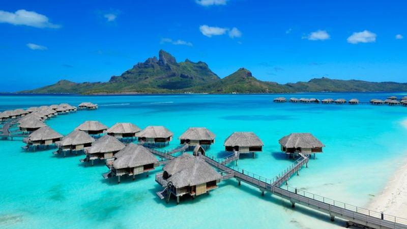 Four Seasons Bora Bora Resort