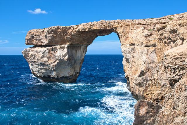 Malta: Gozo -  Azure Window, foto: Berit Watkin