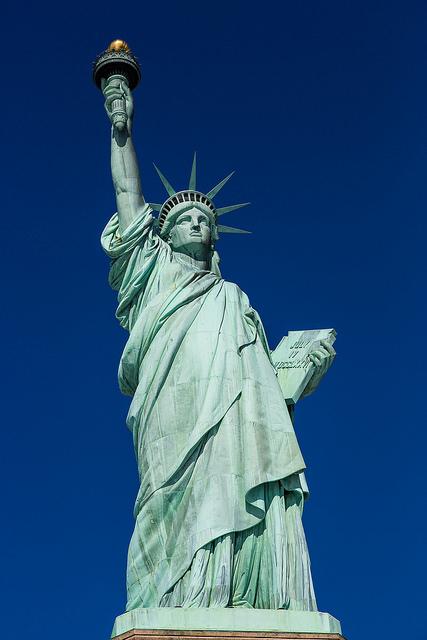 Statue of Liberty - foto:  Joao Carlos Medau