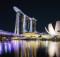 Singapur, Marina Bay - foto: Leonid Yaitskiy