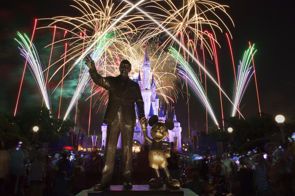Walt Disney World's Magic Kingdom- foto: Anthony Quintano