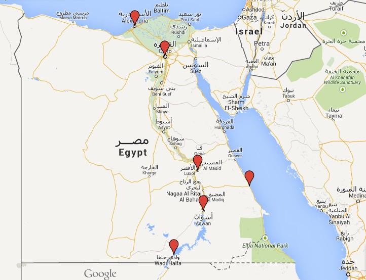 Poznavaci Zajezd Do Egypta S Plavbou Po Nilu Cestujeme