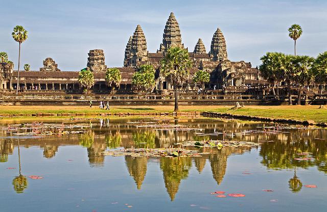 Siem Reap, Angkor - foto:  Chi King