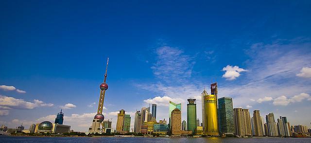 Shanghai - foto: Dale Ellerm