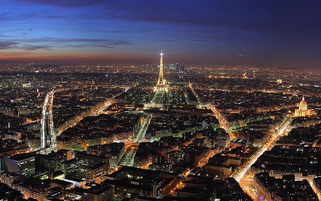 Paříž - foto: Jim Trodel