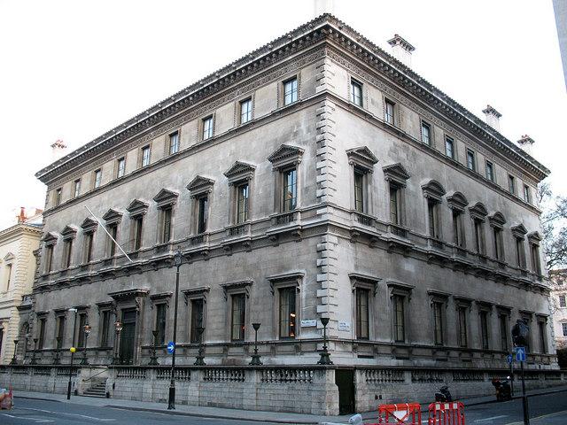 Budova Reformního klubu