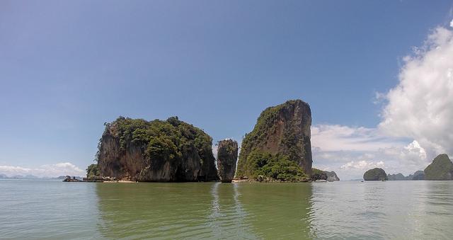 Khao Phing Kan - ostrov Jamese Bonda