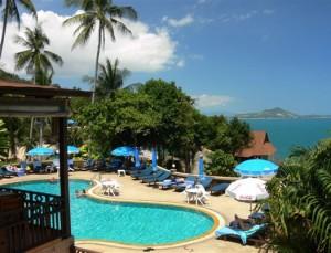 Thajsko - resort Coral Cove Chalet