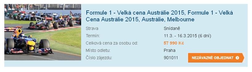 GP australie