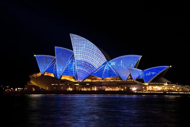 Sydney, Opera