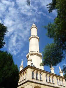 Minaret - Lednice