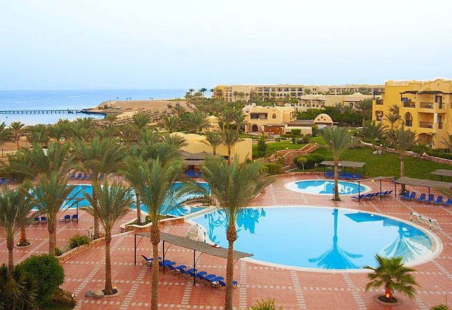 Egypt, Marsa Alam - Hotel Jaz Solaya