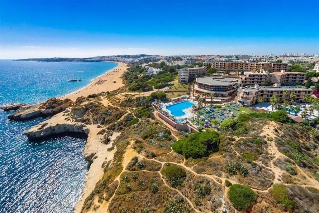 Auramar Beach Resort, Portugalsko - Algarve
